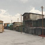 Click to see information about the 'Shanty Town Buildings 2: Town Blocks (for Vue)'.