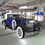 Click to see information about the 'Packard Car 1930 (for 3D Studio Max)'.