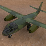Arado AR 234 (for 3D Studio Max)