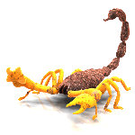 Scorpion/ Arachnid Scorpionida (for Poser)