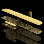 Click to see information about the 'Kitty Hawk (for Poser)'.