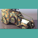 Click to see information about the 'Lancia Ansaldo IZM (WWI) (for 3D Studio Max)'.