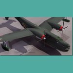 Click to see information about the 'B6MG Madge Russian Hidroplane (for 3D Studio Max)'.