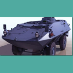Click to see information about the '4X4 Mowag Piranha (for 3D Studio Max)'.