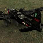 A/B 26C Invader (for 3D Studio Max)