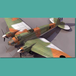 Click to see information about the 'Heinkel HE 111 H (for 3D Studio Max)'.