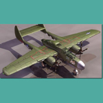 Click to see information about the 'Northrop P 61A (for 3D Studio Max)'.
