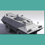 V100 Armoured Patrol Car (for 3D Studio Max)