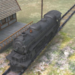 Click to see information about the 'Steam Locomotive 2-6-4 (for Vue)'.