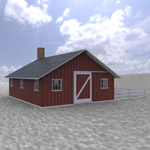 Click to see information about the 'Piggery (for 3D Studio Max)'.