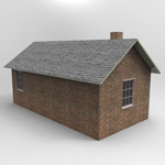 Smokehouse (for DAZ Studio)