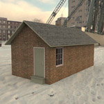 Click to see information about the 'Smokehouse (for 3D Studio Max)'.