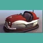 Click to see information about the 'Bumping Car (for 3D Studio Max)'.