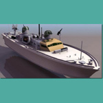 Click to see information about the 'RAF Rescue Boat (for 3D Studio Max)'.