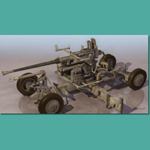Click to see information about the '40 MM Bofors M1 (for 3D Studio Max)'.