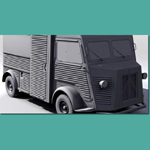 Citroen Le Type H (for 3D Studio Max)