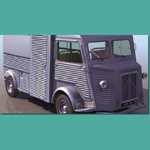 Click to see information about the 'Citroen Le Type H (for 3D Studio Max)'.