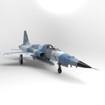 F5 E Tiger II (for 3D Studio Max)