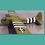 Click to see information about the 'US Assault Glider CG 4A Hadrian (for 3D Studio Max)'.