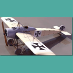 Fokker Eindeker (for 3D Studio Max)