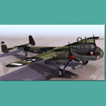 Dornier DO 17Z (for 3D Studio Max)
