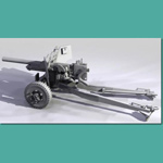 Anti Tank Gun MK1 (for 3D Studio Max)
