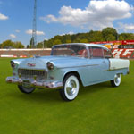 Click to see information about the 'Chevrolet Bel Air 1955 (for 3D Studio Max)'.