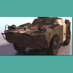 Click to see information about the 'BRDM1 (for 3D Studio Max)'.