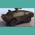 Click to see information about the 'BRDM3 `Fagot` (for 3D Studio Max)'.