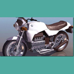 Click to see information about the 'BMW K100 (for 3D Studio Max)'.