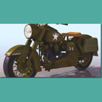 Click to see information about the 'HD U.S. Army 1940 (for 3D Studio Max)'.