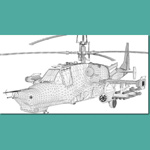 Kamov KA 50 Hokum (for 3D Studio Max)