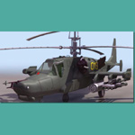 Click to see information about the 'Kamov KA 50 Hokum (for 3D Studio Max)'.