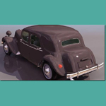 Click to see information about the 'Citroen 15CV (for 3D Studio Max)'.
