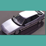 Citroen XM (for 3D Studio Max)