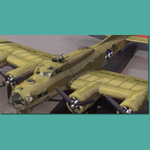 Click to see information about the 'B-17G Flying Fortress (for 3D Studio Max)'.