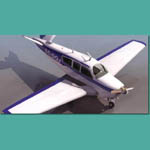 Click to see information about the 'Beechcraft Bonanza (for 3D Studio Max)'.