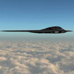 B2 Stealth Bomber (for Poser)