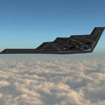 Click to see information about the 'B2 Stealth Bomber (for Poser)'.