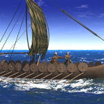 Viking Ship (for Vue)