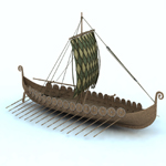 Click to see information about the 'Viking Ship (for Vue)'.