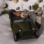 GAZ 67 B (for Vue)