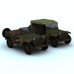 Click to see information about the 'GAZ 67 B (for Vue)'.