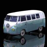 Click to see information about the 'Volkswagen Combi (for Poser)'.