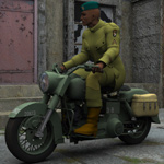 HD U.S. Army 1940 (for Poser)