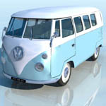 Volkswagen Combi (for Vue)