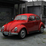 Click to see information about the 'Volkswagen Beetle (for Vue)'.