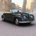 Click to see information about the 'BMW 502 (for Vue)'.