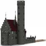 Liechtenstein Castle (for Vue)