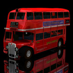 Click to see information about the 'Bus AEC London (for Poser)'.